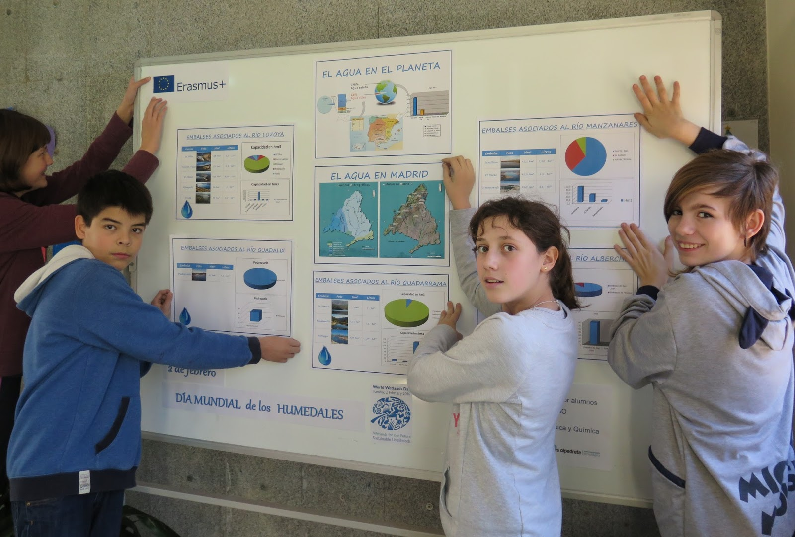 Imagen de la noticia IES Alpedrete, actividades programa europeo Erasmus +