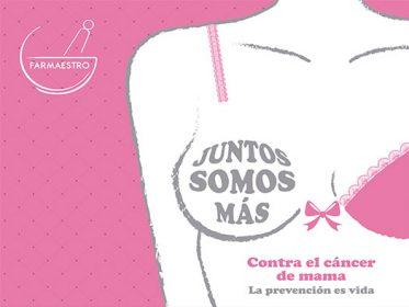 Imagen de la noticia Marcha Rosa contra el cáncer de mama