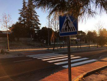 Imagen de la noticia Nuevos paso de peatones y semáforo en la calle Primavera