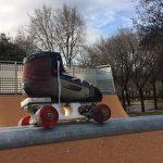 Imagen de la noticia Inaugurada la pista de skate