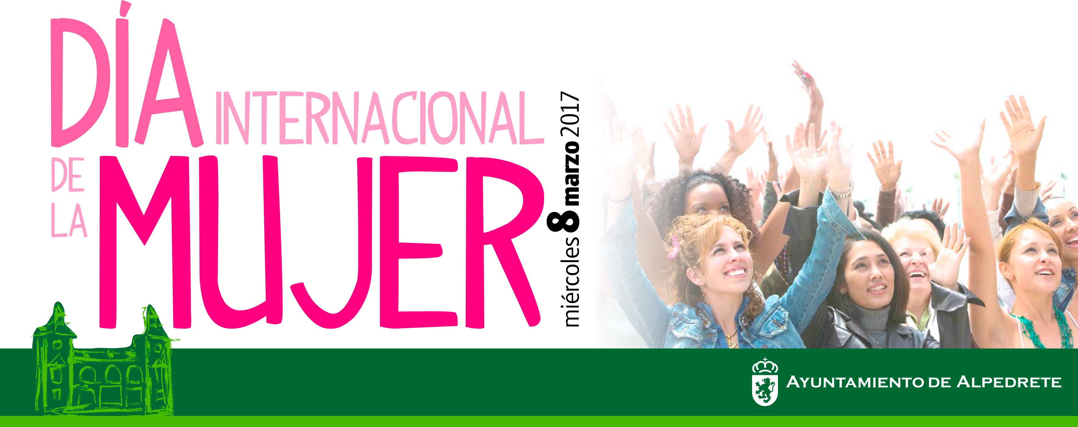 """Imagen de la noticia """"Demos el paso"""", Día Internacional de la Mujer"""