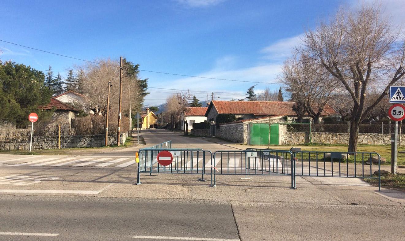 Imagen de la noticia Desvío de tráfico en la calle de los Berrocales