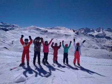 Imagen de la noticia Astún 2017, el viaje al Pirineo en imágenes