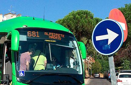 Imagen de la noticia Servicios mínimos de la huelga de autobuses Larrea