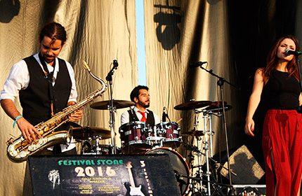 Quanah ganador del II Festival Stone 2016