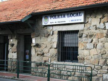 Imagen de la noticia Dos detenidos por intento de robo en el polígono de Alpedrete