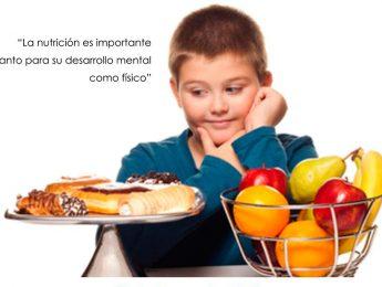 Imagen de la noticia Nutrición infantil, clave del desarrollo físico y mental