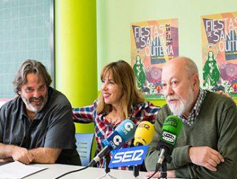 Imagen de la noticia Presentada la Fiesta de Santa Quiteria 2017