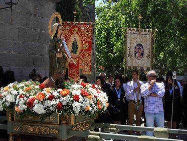 Imagen de la noticia Procesión y ofrenda floral