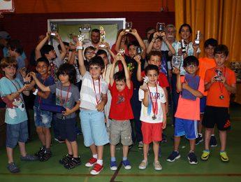 "Imagen de la noticia 300 ajedrecistas infantiles, ""jaque"" en Alpedrete"