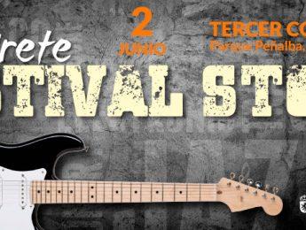 Imagen de la noticia Festival Stone, preparado el tercer concierto