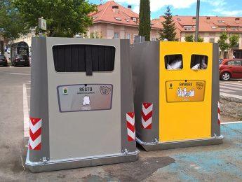 Imagen de la noticia Repuestos 74 contenedores de residuos