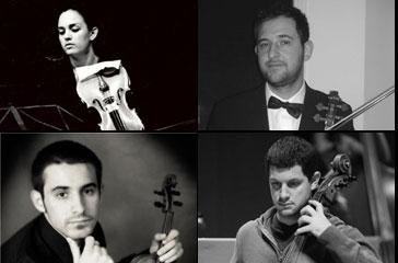"""Imagen de la noticia El """"Cuarteto Cibeles"""" en concierto"""