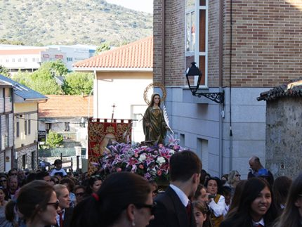Imagen de la noticia Corte de calles con motivo de las fiestas patronales