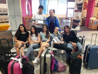 Imagen de la noticia IES Alpedrete participa en Hungría en el programa Erasmus +
