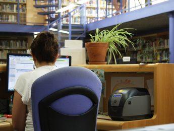 Imagen de la noticia Renovados los ordenadores de la Biblioteca