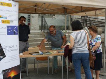 Imagen de la noticia CIEMAT destaca la Feria de la Energía de Alpedrete