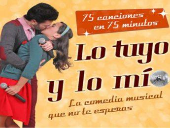 """Imagen de la noticia Musical """"Lo tuyo y lo Mío"""", 75 canciones en 75 minutos"""