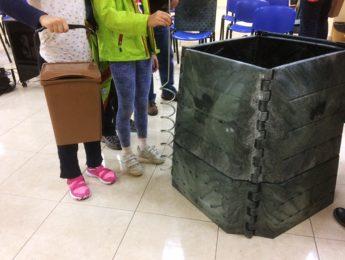 Imagen de la noticia En marcha el proyecto de compostaje domiciliario