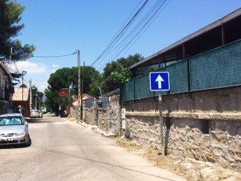 Imagen de la noticia Reordenación del tráfico en las calles de la Colonia San José