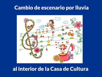 Imagen de la noticia El concierto de la Banda Filarmónica Inspirations cambia de escenario