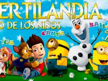 """Imagen de la noticia """"Divertilandia"""", el musical infantil"""