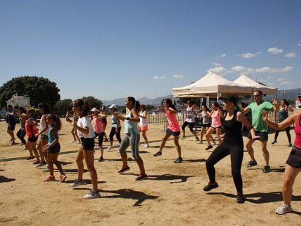 Imagen de la noticia Maratón de fitness solidario