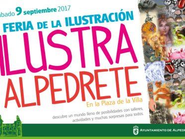 Imagen de la noticia ILUSTRALPEDRETE: I Feria de la Ilustración