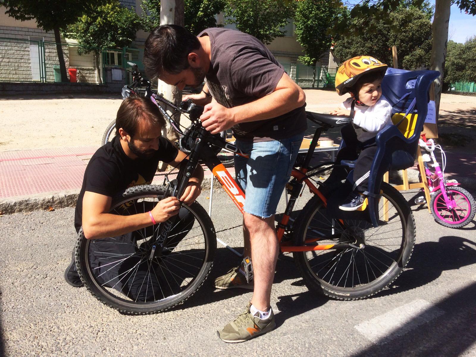 Imagen de la noticia Fotos sobre ruedas