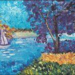 Imagen de la noticia Pintura: exposición de Rosa Brox