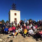 """Imagen de la noticia La subida al """"Cerro de El Telégrafo"""", en imágenes"""