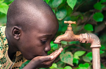"""Imagen de la noticia Subida al """"Telégrafo"""" por Agua Limpia para Etiopía"""