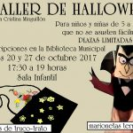 Imagen de la noticia Taller infantil de Halloween