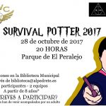 "Imagen de la noticia ""Survival (supervivencia) Potter 2017"""