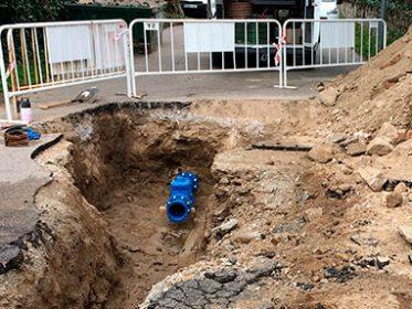 Imagen de la noticia Obras en la calle del Pozo Nuevo