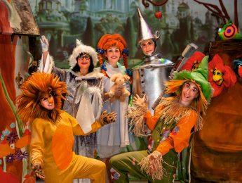 """Imagen de la noticia """"El Mago de Oz"""", teatro musical"""