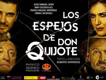 """Imagen de la noticia Teatro: """"Los espejos de Don Quijote"""""""
