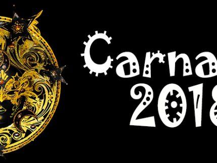 Imagen de la noticia Mercado, desfile, entierro… ¡Carnaval 2018!