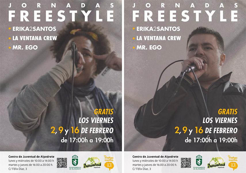 Imagen de la noticia Juventud estrena Freestyle