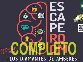 Room Scape El Robo De Diamantes