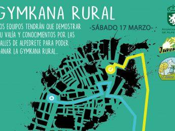Imagen de la noticia Gymkana Rural Juventud