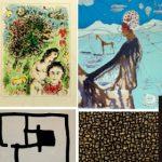 Imagen de la noticia Picasso, Dalí, Miró, Chagall, Tàpies, Cánogar, Chillida… Juntos en Alpedrete