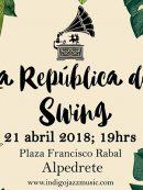 Imagen de la noticia La República del Swing
