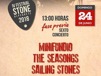 Imagen de la noticia Festival Stone. Sexto concierto