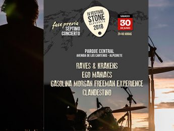 Imagen de la noticia Festival Stone, séptimo concierto fase previa