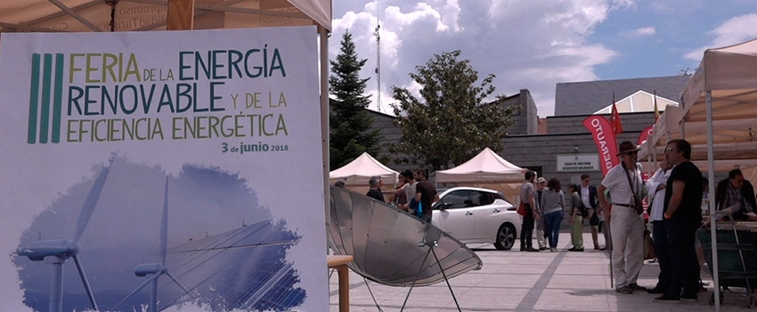 Imagen de la noticia Sol y movilidad eléctrica en Alpedrete