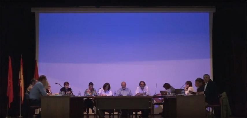 Imagen de la noticia Pleno ordinario de julio