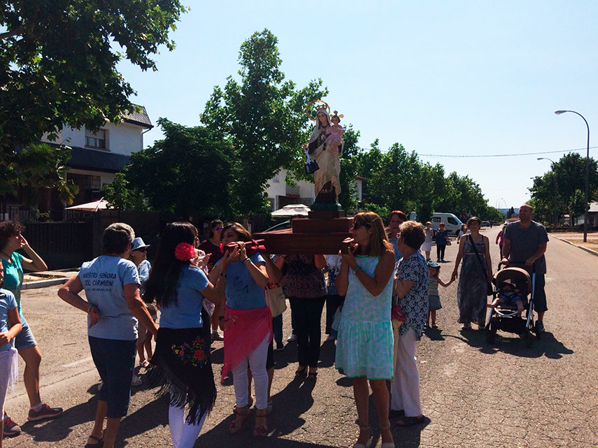 Imagen de la noticia Fiestas del Carmen 2018