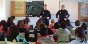 Imagen de la noticia Los niños aprenden Educación Vial en Alpedrete