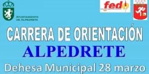 Imagen de la noticia ¡Participa en la Carrera de Orientación de Alpedrete!